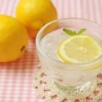 レモン水にはどんな効果がある?作り方紹介!